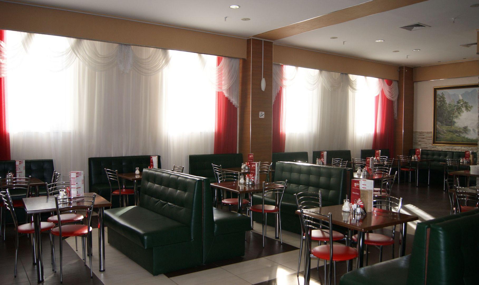 Кафе-бистро на 5 этаже